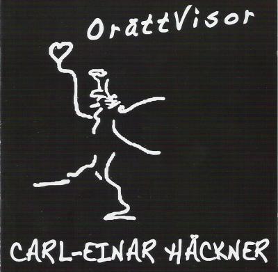 [Bild: Carl-Einar Häckner. CD Orättvisor omslag, frontsida.]