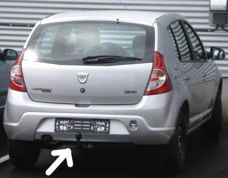 [Bild: Dacia Sandero Laureate 09]