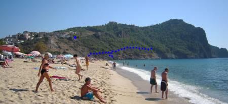 [Bild: Naturrunda 091011 Från Beachen