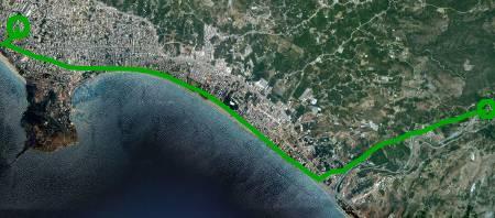 [Bild: Cykeltur 091019, i Turkiet]