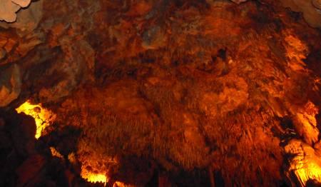 [Bild: Grottan Damlatas, Alanya, Turkiet]