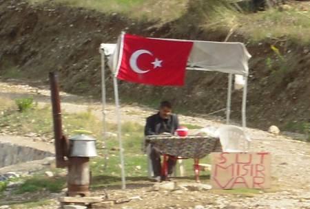 [Bild: Majskokare, Alanya, Turkiet]