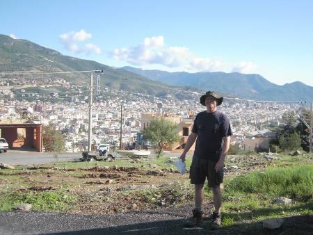 [Bild: Utsikt i Alanya, Turkiet]