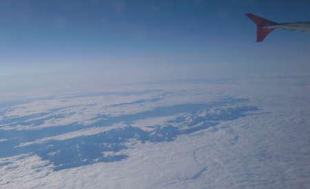 [Bild: Flygplansbild Antalya-Istanbul]