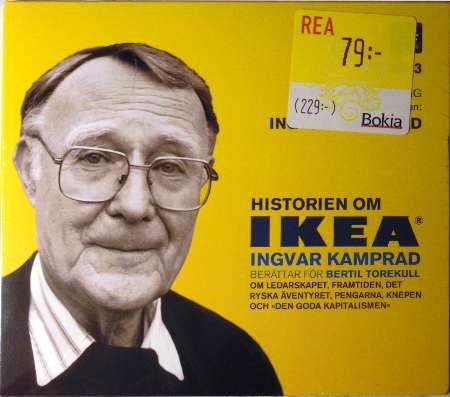 [Bild: Historien om IKEA, Ingvar Kamprad, ISBN: 978-91-85823-90-1]