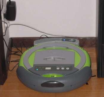 [Bild: Robotdammsugare CleanMate 365 QQ-2 VH]