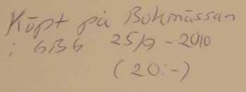 [Bild: Första anteckningen i Notebook:en]