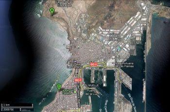 GoogleBild Las Palmas