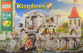 [Bild: LEGO Kingdoms King Castle nr: 7946]