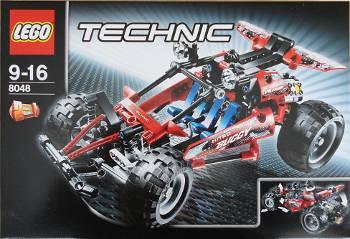 [Bild: LEGO® 8048, Buggy]