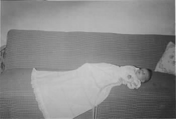 [Bild: NGN i dopklänning 1955]