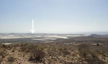 [Bild: Utsikt mot Silencio från Rundtua]