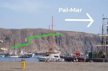[Bild: Stigen till Pal-Mar]