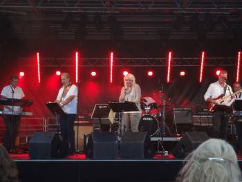 [Bild: Bente Hjelm, Vänersborgsfestivalen]
