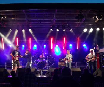 [Bild: Free Ride, Vänersborgsfestivalen]