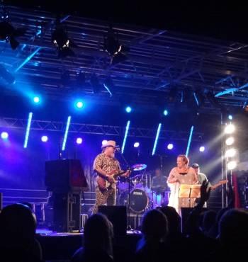 [Bild: Sky High, Vänersborgsfestivalen]