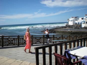 [Bild: Restaurangviken, El Cotillo, Fuerteventura]