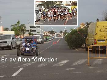 [Bild: Halvmara 21km i Corralejo Sandöken, Fuerteventura]