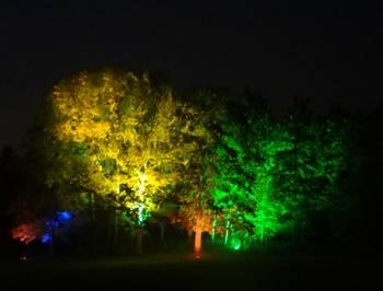 [Bild: Grästorp Ljusfestival]