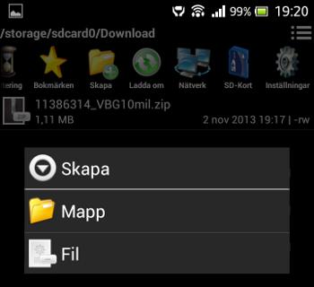 [Bild: Appen File Manager]