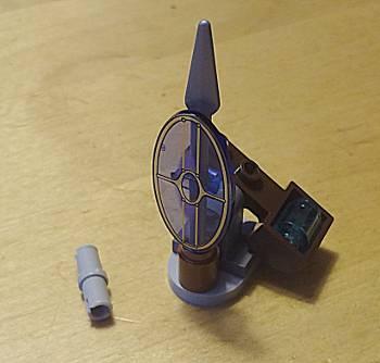 [Bild: LEGO 9509 Star Wars 2012, Gungan Shield Set]