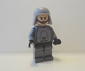 [Bild: LEGO 9509 Star Wars 2012, Hoth Imperial Officer]