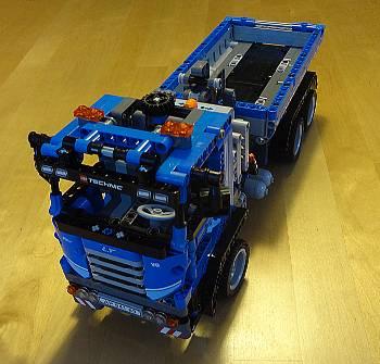 [Bild: LEGO TECHNIC 8052]