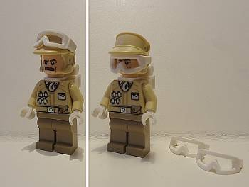 [Bild: LEGO 9509 Star Wars 2012, Hoth Rebel Trooper]