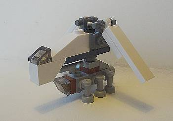 [Bild: LEGO 75023 Star Wars 2013, Dropship + AT-TE]