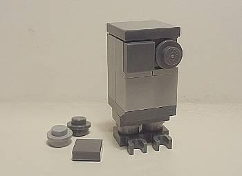 [Bild: LEGO 9509 Star Wars 2012, Gonk Droid]