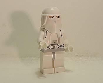 [Bild: LEGO 9509 Star Wars 2012, Snowtrooper]