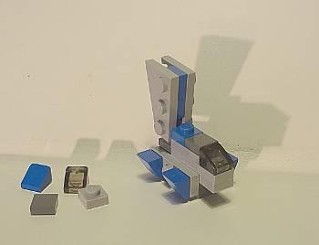 [Bild: LEGO 75023 Star Wars 2013, Separatist Shuttle]