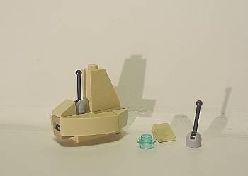 [Bild: LEGO 9509 Star Wars 2012, Separatist Shuttle]