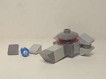 [Bild: LEGO 9509 Star Wars 2012, Darth Maul's Sith Infiltrator]