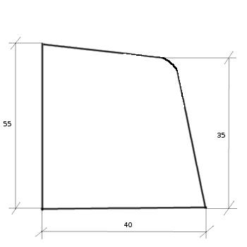 [Bild: lgn172; skiss Badrum regelkant som täcker värmerör]