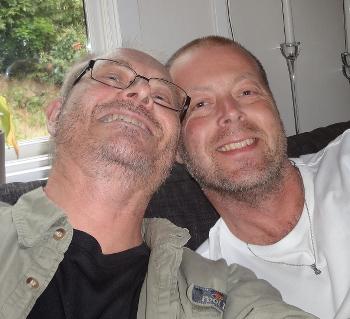 [Bild: Kalas. Jag och Kennet (44-åringen)]