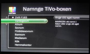 [Bild: lgn; ComHem Bredband & TiVo]