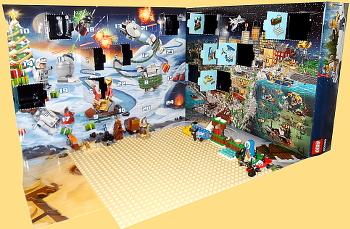 [Bild: LEGO 75097 och 60099]