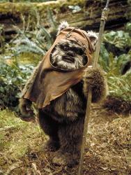 [Bild: Star Wars, Ewok]