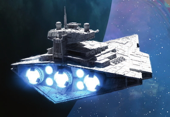 [Bild: Star Wars; Victory-class I Destroyer Dominator]