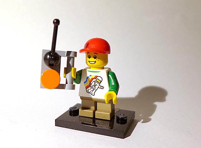 [Bild: LEGO minifugur cty436]