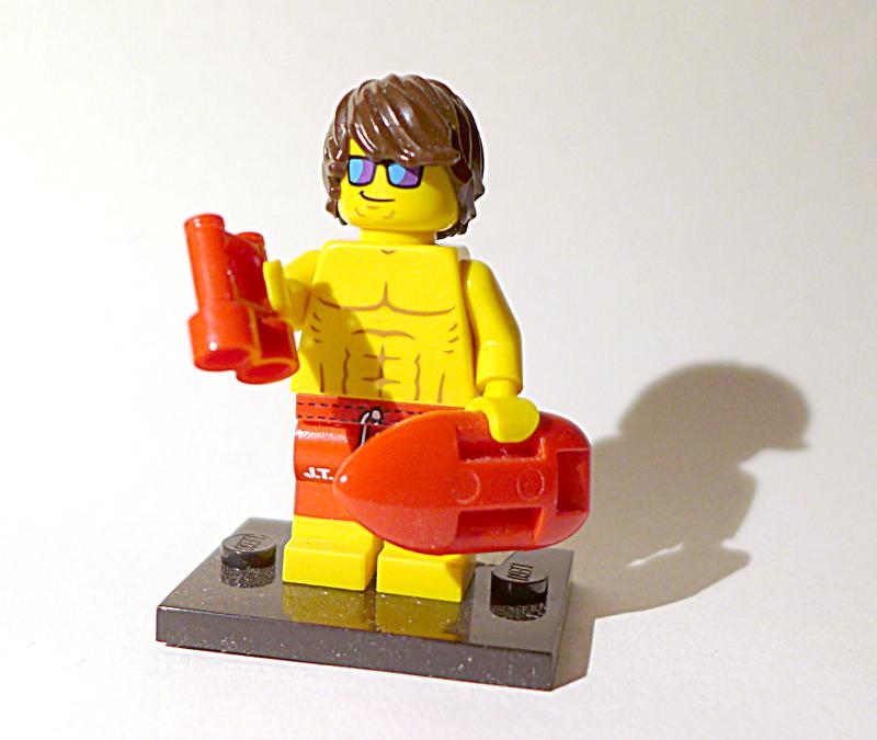 [Bild: LEGO minifugur col185