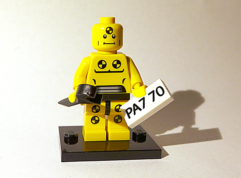 [Bild: LEGO minifugur col008-08