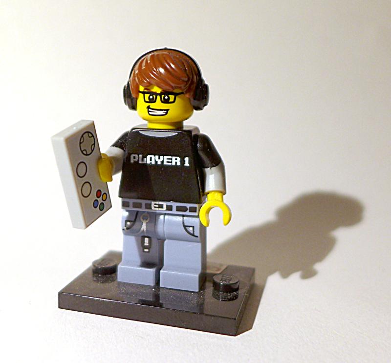[Bild: LEGO minifugur col12-14