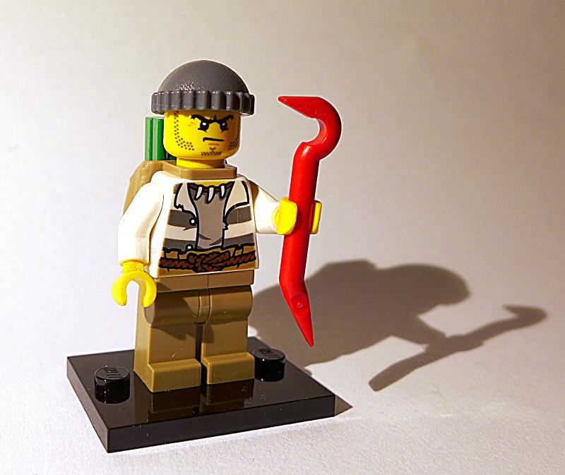 [Bild: LEGO minifugur col522