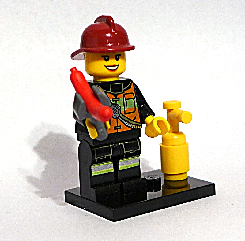 [Bild: LEGO minifugur cty434]