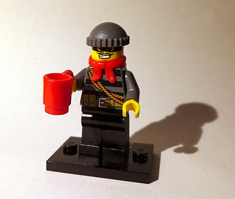 [Bild: LEGO minifugur cty433]