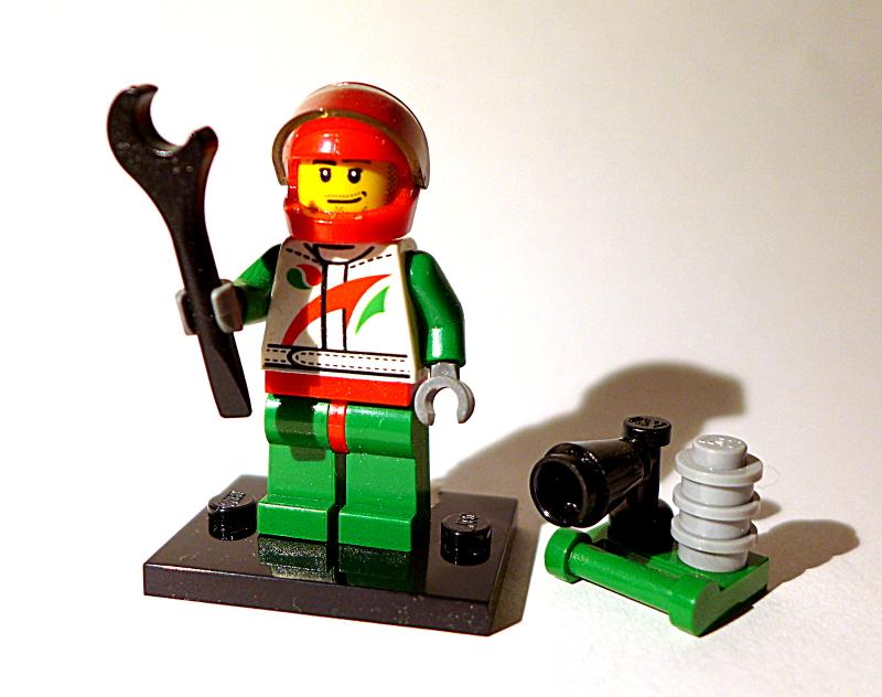 [Bild: LEGO minifugur cty435]