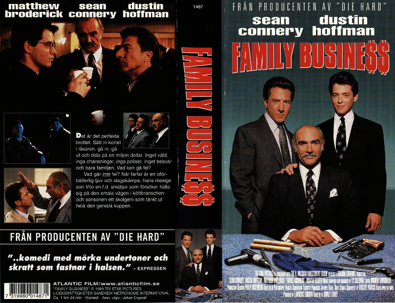 [Bild: VHS; Family Busine$$]