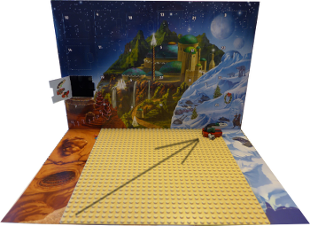[Bild: LEGO Star Wars Adventskalender 75146 Lucka 1]